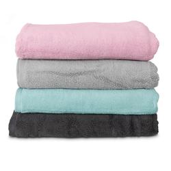 Handtuch SOFT rosa (LB 100x50 cm)