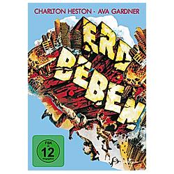 Erdbeben - DVD  Filme