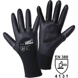 Worky L+D MICRO black 1152 Nylon Arbeitshandschuh Größe (Handschuhe): 10, XL EN 388 CAT II 1 Paar
