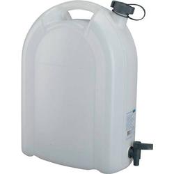 Wasserkanister 20l PE m.Ablasshahn HxBxTmm PRESSOL