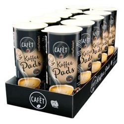 Cafet Entkoffeinierte Pads 144 g, 10er Pack