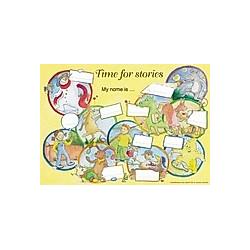 Time for stories: .1-10 Das Poster zu den Kurzgeschichten