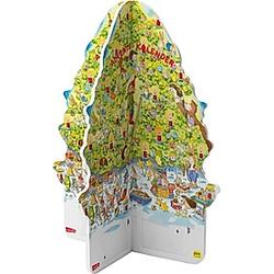 Pixi Bücher: Pixi Adventskalender in Weihnachtsbaumform 2019 - Buch