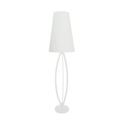 Lampa podłogowa Dolly biała