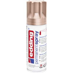 Edding 5200 Permanentspray 200 ml, rose gold