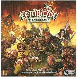 Zombicide - Black Plague, BP (Spiel)
