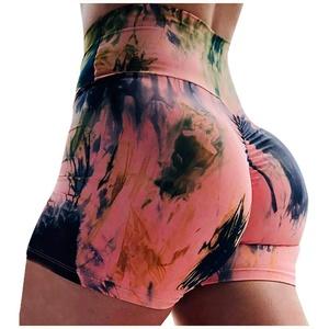 Hosen, Frauen Basic Slip Bike Shorts Kompression Workout Leggings Yoga Shorts Hosen, Kleidung für Frauen (Orange 3XL)