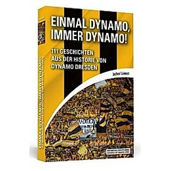 Einmal Dynamo  immer Dynamo!. Jochen Leimert  - Buch