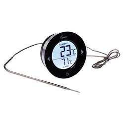MINGLE Digitales Ofenthermometer –50 bis +300 °C