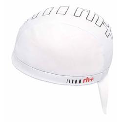 rh+ Logo Fahrrad-Bandana White One Size