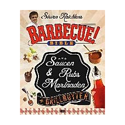 Steven Raichlens Barbecue Bible presents. Steven Raichlen  - Buch