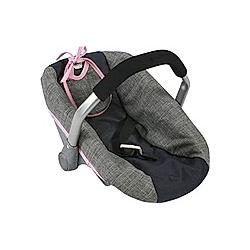 Puppen-Autositz