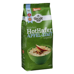 Bio Hot Hafer Apfel-Zimt