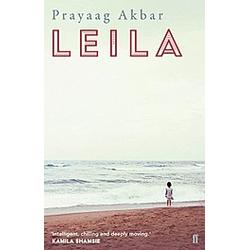 Leila. Prayaag Akbar  - Buch