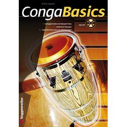 Conga Basics + CD