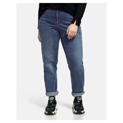 Bequeme Jeans Jenny Samoon Blue Denim