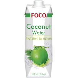 Kokosnusswasser natürlich Kokosnusssaft Getränk Inhalt 1000ml