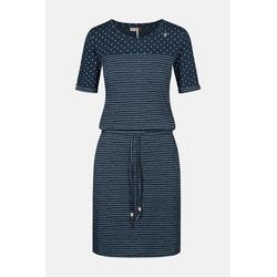 Ragwear Nuggie Dress Damen Kleid Blau