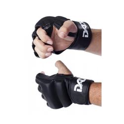 MMA HANDSCHUHE, DAX TRAINING, SCHWARZ (Größe: M)