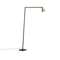 Nemo Untitled Reading Cone LED Stehlampe Leselampe
