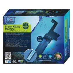 AA Aquarium Wasserklärer UV Sterilisator, 24W < 450l