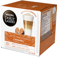 Nescafé Dolce Gusto Latte Macchiato Caramel 16 St.