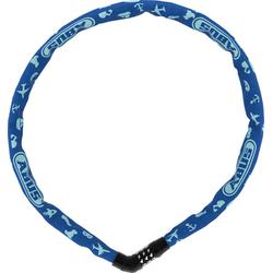 Abus Steel-O-Chain 4804C/75 - Fahrradschloss - Kinder Blue