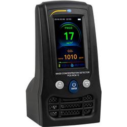 PCE Instruments Feinstaub-Messgerät PCE-RCM 12 CO2, Temperatur, Luftfeuchtigkeit