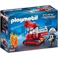 Playmobil City Action Feuerwehr-Löschroboter 9467
