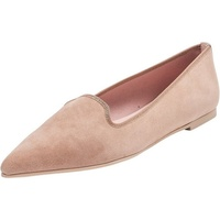 Pretty Ballerinas Velours-Loafer Angelis Nude 41