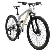 BIKESTAR Fahrrad Fully 29 Zoll MTB Grau