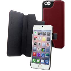 Muvit Magic Reverso Case iPhone 6(S) rotbraun
