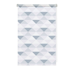 Raffrollo EASYFIX Rollo Dekor Triangle 60 x, GARDINIA