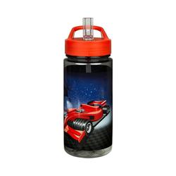 Scooli Trinkflasche Aero Sport-Trinkflasche Spider-Man, 500 ml gelb