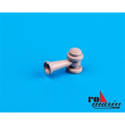 Krick ROMARIN Nebelhorn klein 15x9 mm (VE2) / ro1398