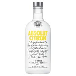 Absolut Vodka Citron 0,7l 40%