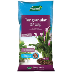 Westland Tongranulat Drainagematerial, Hydrokultur, 45 Liter