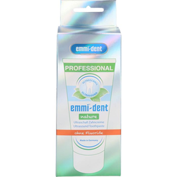 EMMI-DENT Ultraschall Zahncreme nature 75 ml