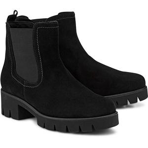 Gabor, Chelsea-Boots in schwarz, Boots für Damen Gr. 38