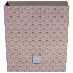 Prosperplast Blumentopf Rato low, BxTxH: 26,2x26,2x26,6 cm