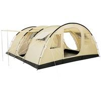 CampFeuer Tunnelzelt beige/sand