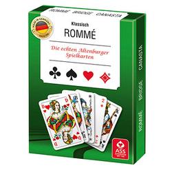 ASS ALTENBURGER Rommé Kartenspiel