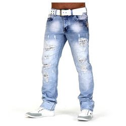 Jeansnet Regular-fit-Jeans 661 Jeans Jeansnet Look Buff 30W
