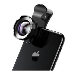 Baseus Baseus Short Videos Magic Camera Schwarz High-definition HD 120 Grad Wechselrahmen Objektiv Kits Weitwinkelobjektiv Objektiv