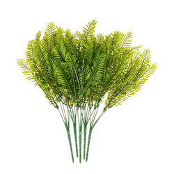 Kunstpflanze Farn-Pick, VBS, 5 Stück