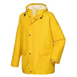 Regenschutzjacke, Gelb, Gr. XL