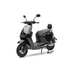 Elektro Zweiradroller Lima, schwarz