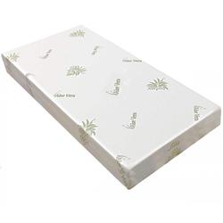 Aloe Vera Matratze für Dolci Ninne Bett 120 x 60 cm