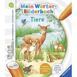 Ravensburger tiptoi® Mein Wörter-Bilderbuch Tiere tiptoi® Mein Wörter-Bilderbuch Tiere 55419