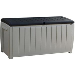 Keter Aufbewahrungsbox Gartenbox Auflagenbox Truhe Kissenbox Novel 17198681